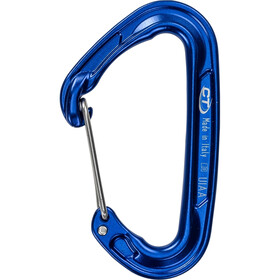 Climbing Technology Fly-Weight Evo Mousqueton, blue colour